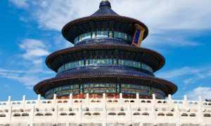 Почему Китай называют «Поднебесная»