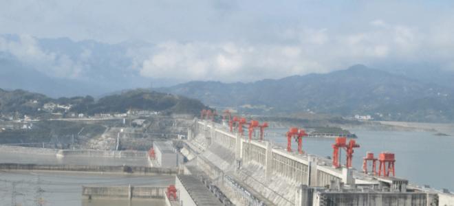 ГЭС Три ущелья