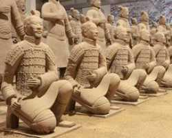 Терракотовая армия в древнем Китае