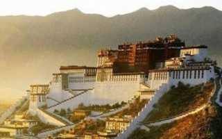 Тибет: расположение,  достопримечательности и культура