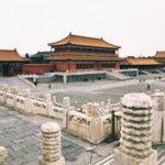 архитектура тяньаньмэнь