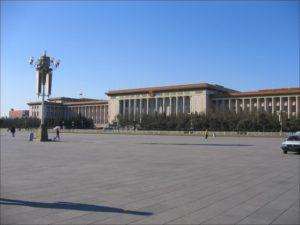 Площадь таньаньмэнь