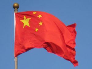 фото флага Китая
