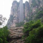 Чжанцзяцзе лифт и канатная дорога