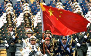 Китайские военные1