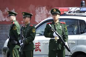китайская милиция