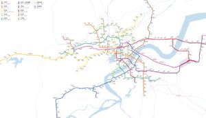 метро Ханчжоу