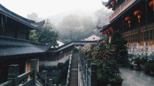 Старый город Ханчжоу