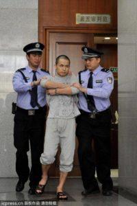 Китайские преступники