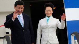 Пэн Лиюянь и Си Цзиньпин