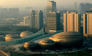 Пустые города Китая