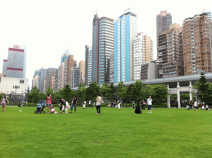 Парк Сунь Ятсена