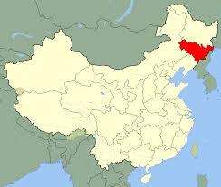 Хуньчунь на карте