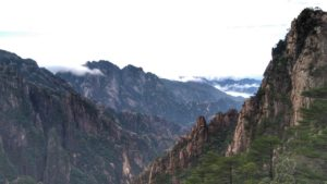 Хуаншань горы