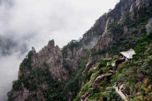 Хуаншань тропы