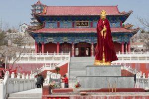 Хуньчунь храм