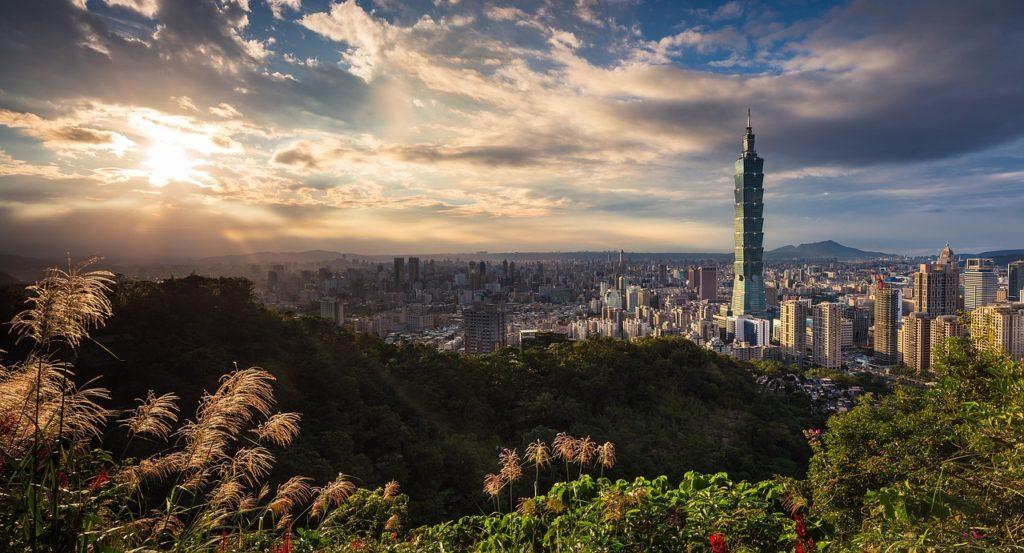 Тайвань, Тайбэй