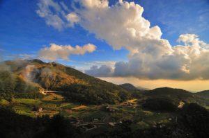 Тайвань горы
