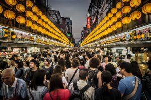 Тайван жители
