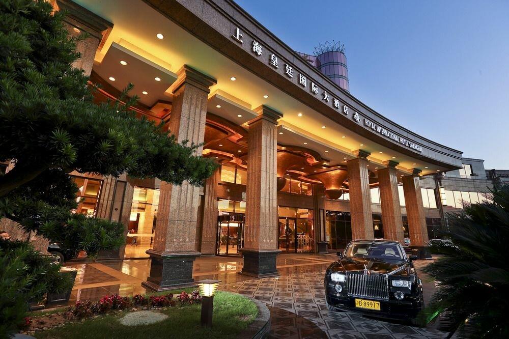 Гостиницы в Шанхае