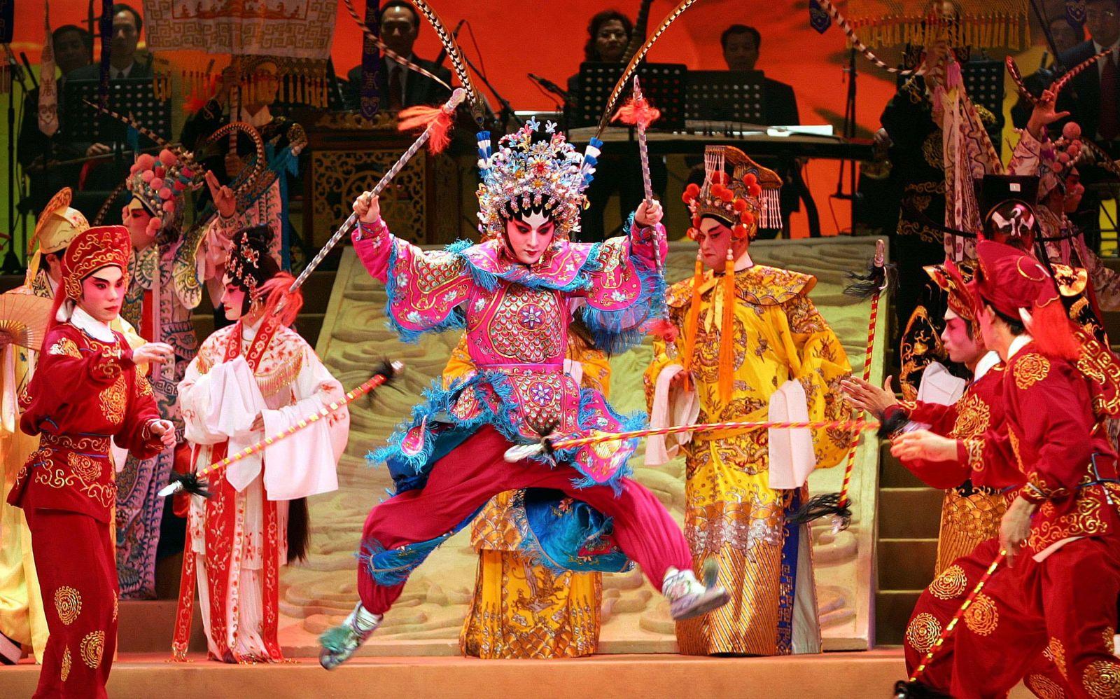 Театр в Шанхае